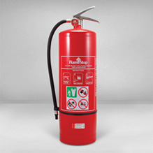 PORTABLE EXTINGUISHER AIR WATER