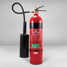 PORTABLE EXTINGUISHER CO2